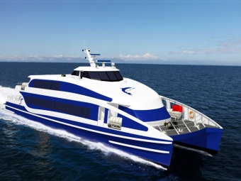 CoCo Yachts books order for high speed cat
