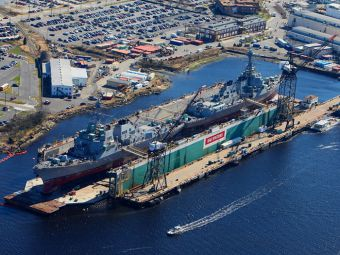 BAE Norfolk wins $42.9 million Navy contract