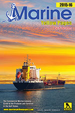 Marine Yellow Pages Gulf States Directory