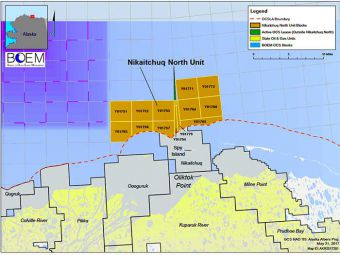 Beaufort Sea drilling plan gets conditional BOEM approval